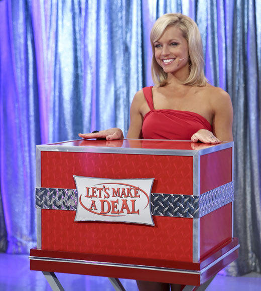 """Let's Make a Deal,"" with host Wayne Brady, celebrates Valentine's Day with an all-expense paid trip to Paris and Valentine's Day themed prizes for singles and couples, including a $15,000 cash prize, on Thursday, Feb. 14. Other themed prizes will range from cars and scooters to a ski trip and a vacation in New Orleans.  Zonks are still a vital part of the show, even on Valentine's Day.  Notable Zonks that traders will need to avoid are Zonk candy, Zonk gorilla cupid, Zonk corn dog and a Zonk broken heart.  The Big Deal of the Day promises to be memorable as the total value for one lucky trader is over $28,000."