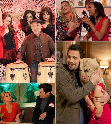 Here are the Valentine's Day offerings from all of your favorite shows. Pucker up!
