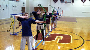 National Archery in the Schools Program hits the target