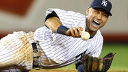Jeter's ankle could leave Yankees in shackles
