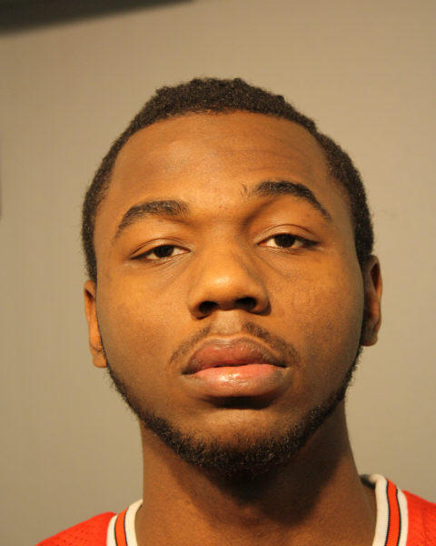 Booking photo of Elraheem Wilkins