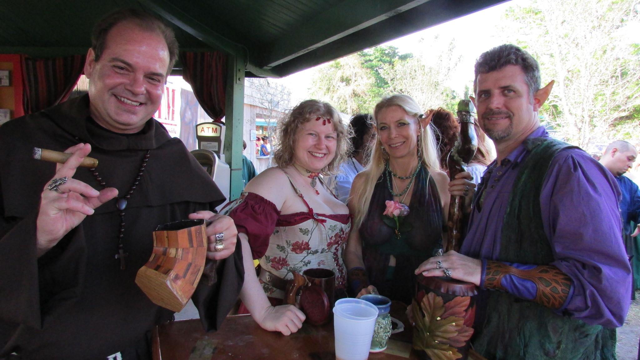 Renaissance Festival photos - Renaissance Faire