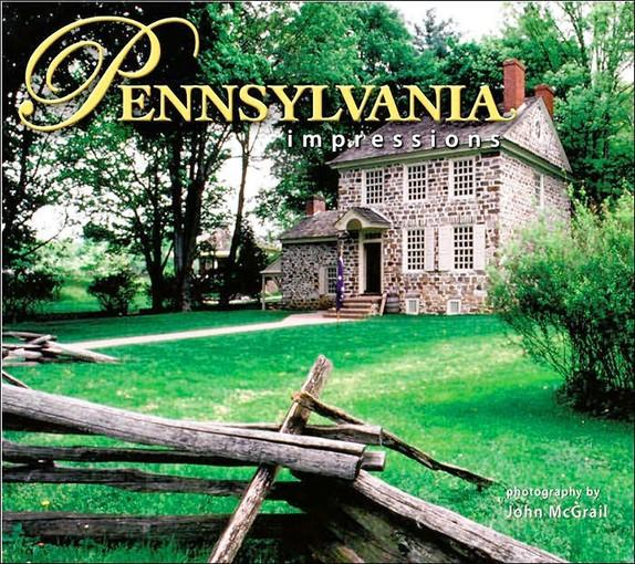 'Pennsylvania Impressions' by John McGrail (Farcountry Press, $9.95)