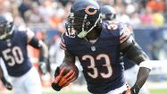 Charles Tillman in action