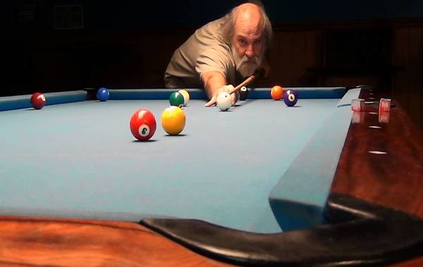 Tom Smith, General Manager at Buzzy's Billiards, gives a glimpse of the kind of fun but cheap date you can have there on Valentine's Day.