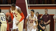 Virginia Tech lost it's 6th straight game, falling to Georgia Tech 64-54. Erick Green put-up 28 points and Robert Brown added 10, but it was not enough to stop the Yellow Jackets from getting their first win in Blacksburg.