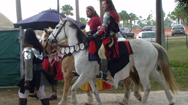 The 21st annual Renaissance Festival bringeth cheer to Deerfield Beach