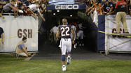 Matt Forte in action