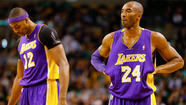 Dwight Howard's father says son, Kobe Bryant should hash out issues