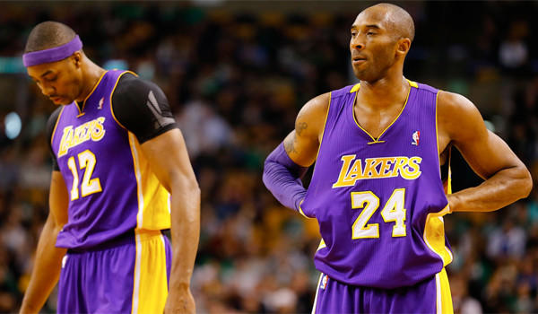 The relationship between Lakers stars Dwight Howard and Kobe Bryant continues to be a hot topic of conversation.