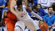 LEXINGTON — Nerlens Noel is used to getting shoved around in the post. That's why he didn't blink when Auburn used an aggressive approach against the Wildcats Saturday at Rupp Arena.