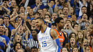 Photo Gallery: UK tops Auburn 72-62