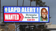 "There won't be a happy ending to Christopher Dorner's quest for vengeance against the Los Angeles Police Department. Nothing justifies his murder of innocents or his threats against LAPD personnel and their families. The only positive thing that can possibly be said at the moment is that today's LAPD is in the hands of new leaders who are slowly but surely ending the old subculture that Dorner describes in his <a href=""http://documents.latimes.com/christopher-dorner-manifesto/"">online manifesto</a>."