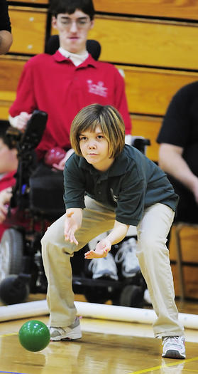 County Unified Bocce Championships