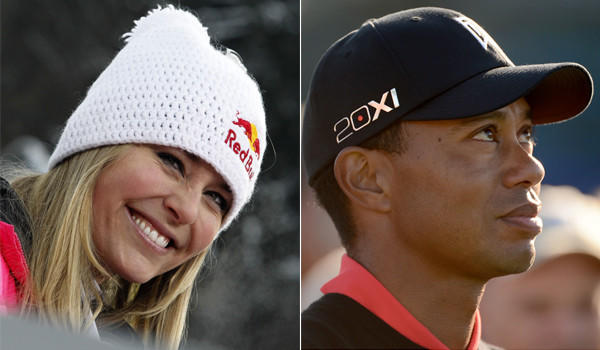 Lindsey Vonn and Tiger Woods have not publicly acknowledged a romance, but that has not stopped the rumor mill from churning about the pair.