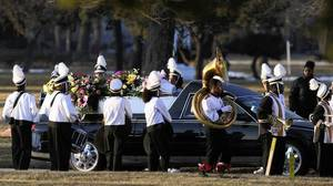 Hadiya Pendleton funeral: 'I'm not worried about her soul'