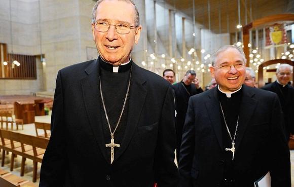 Cardinal Roger M. Mahony