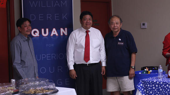 Dr. William Quan