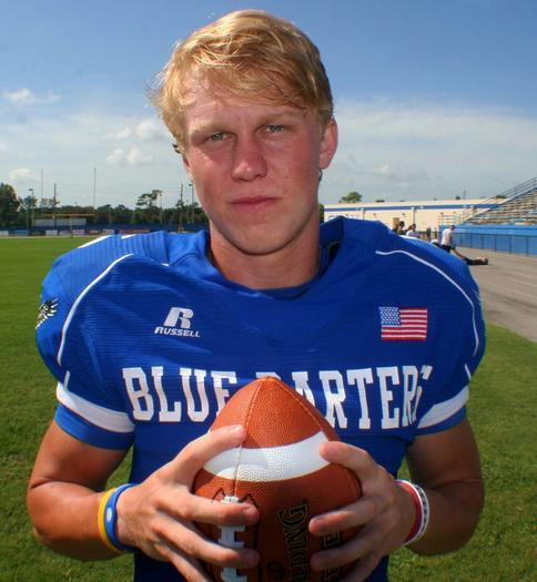 Zack Darlington, Apopka, QB, photo