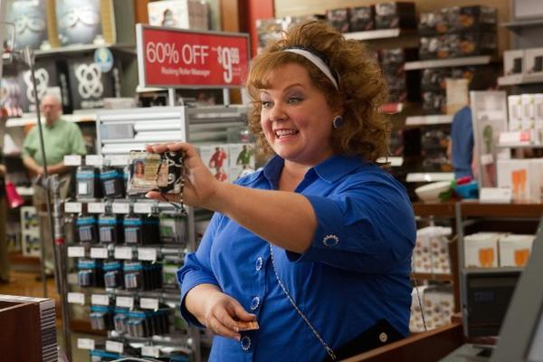 """Identity Thief"" was the No. 1 film at the box office this weekend, beating ""Side Effects"""