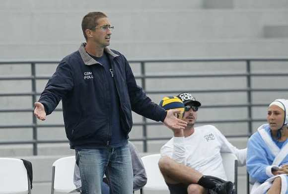 Corona del Mar High girls' water polo coach Sam Bailey is trying to lead the Sea Kings to their first CIF Southern Section Division 1 title.