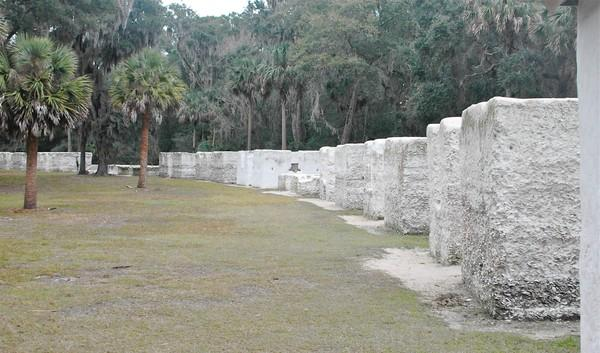 Arranged in a semi-circle, the slave quarters at Kingsley Plantation near Jacksonville were once home to 60 to 80 men, women and children. Despite the harsh conditions in which they lived, these people developed a richly diverse culture, celebrated at the annual Kingsley Heritage Celebration, which takes place this year on Feb. 16 and Feb. 23.