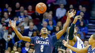 Pictures: UConn Men Vs. Seton Hall