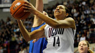 Pictures: UConn Women Vs. DePaul
