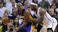 <strong>Heat 107, Lakers 97 (final)</strong>