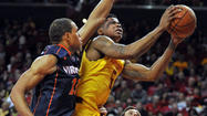 Terps fall to Virginia, 80-69, at Comcast Center