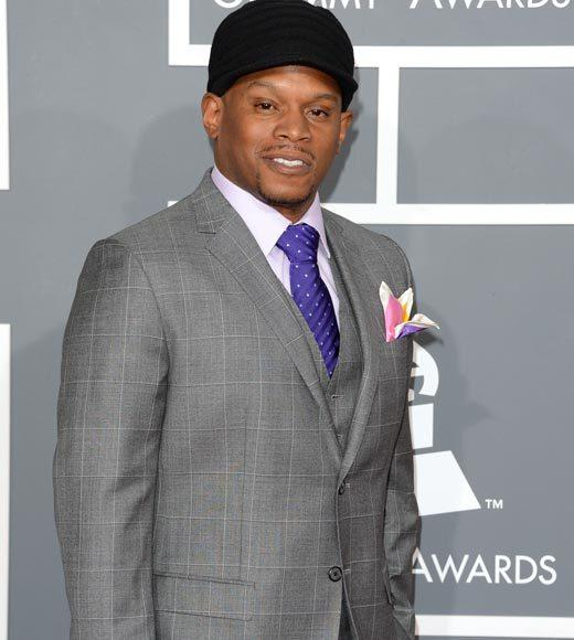 Grammy Awards 2013: Red Carpet Arrivals: Sway