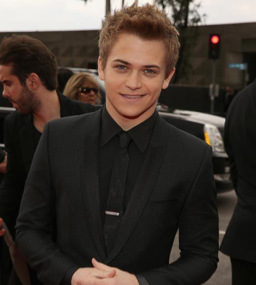 Grammy Awards 2013: Red Carpet Arrivals: Hunter Hayes