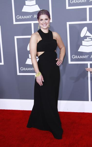 Kelly Osbourne in a Paule Ka dress and H. Stern jewels.