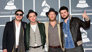 Grammys 2013: Men's red carpet fashion