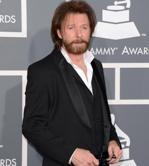 Grammy Awards 2013: Red Carpet Arrivals: Ronnie Dunn