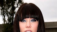 Carly Rae Jepsen lets her hair down ... again
