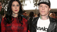 Kat Von D respects the Grammy dress code -- by wearing a tablecloth