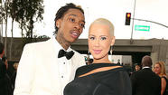 Amber Rose: STILL pregnant (and also, Wiz Khalifa cleans up)