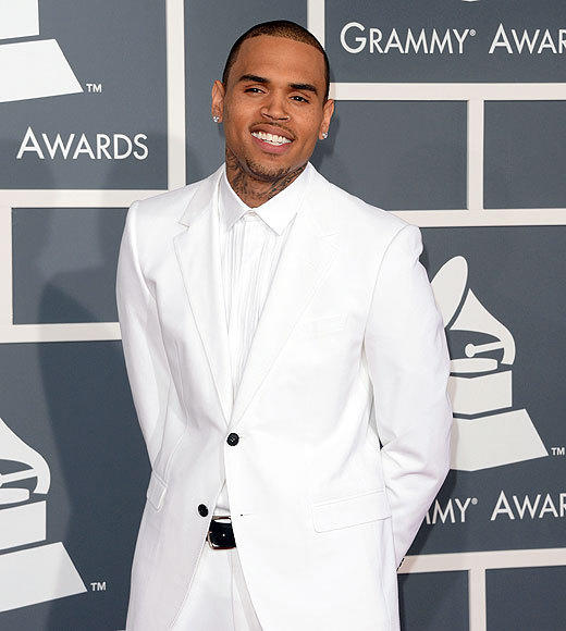2013 Grammy Awards: Best and worst moments: On the red carpet, Chris Brown admitted that his music is gimmicky and in the future, hed prefer to make real music with a lot of instruments. Music is not the thing we would like Chris Brown to admit he has done wrong.   -- Carina Adly MacKenzie, Zap2it