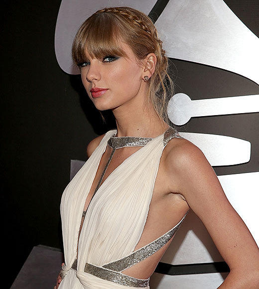 "That's just the way this year is shaping up for Taylor Swift. Her response to winning for her song ""Safe and Sound"" from ""The Hunger Games"" soundtrack? ""I'm stoked!"" <br><br> <i>-- <a href=""http://twitter.com/cadlymack"">Carina Adly MacKenzie</a>, <a href=""http://www.zap2it.com"">Zap2it</a></i>"