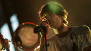 Gotye, the alias of the Australian-Belgian singer-producer Wouter de Backer, won the award for alternative music album at the 55th Grammy Awards, besting a diverse roster of artists including Fiona Apple, Bjork, M83 and Tom Waits.