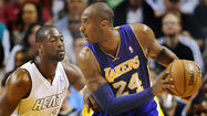 <b>Photos:</b> Miami Heat 107, Lakers 97