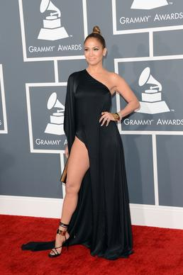 "With any large group of people, it's inevitable that someone won't get the memo, and in the case of the Grammys, there literally was a memo, issued by CBS and admonishing Grammy attendees from baring too much skin, the ""bare fleshy under curves of the buttocks and buttock crack"" and ""puffy"" bare skin exposure. Among those who obviously didn't get the memo: Jennifer Lopez, Skylar Grey and Kelly Rowland. Actually, J.Lo got the memo, as she told E! ""They didn't say anything about leg."""