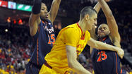 Alex Len's disappearing act hurting the Terps