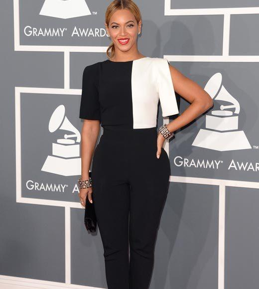 Grammy Awards 2013: Red Carpet Arrivals: Beyonce