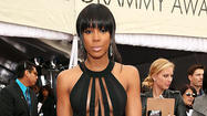 Kelly Rowland draws inspiration from paper snowflakes