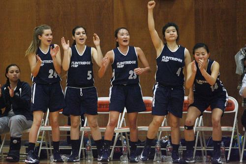 ARCHIVE PHOTO: A season removed from a disappointing 7-18 record, the Flintridge Prep girls will enter the Division 5-AA playoffs at No. 4.