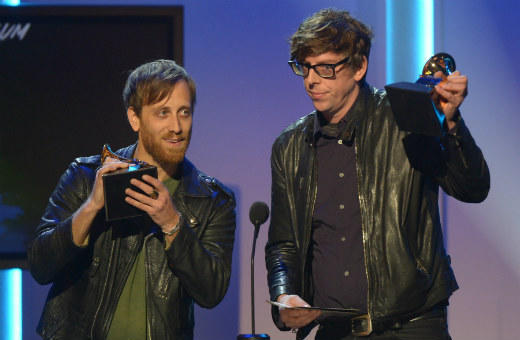 2013 Grammy Awards winners and nominees: WINNER: El Camino - The Black Keys Mylo Xyloto - Coldplay The 2nd Law - Muse Wrecking Ball - Bruce Springsteen Blunderbuss - Jack White