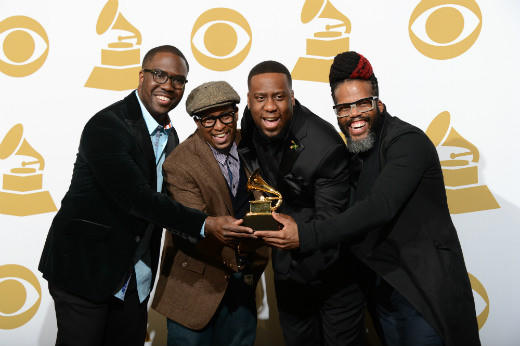 2013 Grammy Awards winners and nominees: WINNER: Black Radio - Robert Glasper Experiment Back To Love - Anthony Hamilton Write Me Back - R. Kelly Beautiful Surprise - Tamia Open Invitation - Tyrese