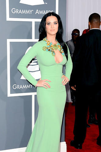 Nominee Katy Perry